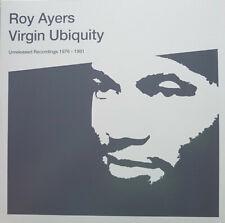 "ROY AYERS "" VIRGIN UBIQUITY I "" UNRELEASED RECORDINGS 1976 - 1981 SEALED UK LP"