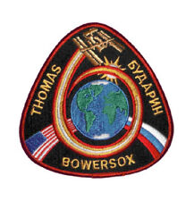 NASA International Space Station Expedition 6 (Original Crew) Mission Patch