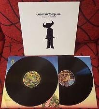 JAMIROQUAI **Emergency On Planet Earth** ORIGINAL 1993 Spain 2-LP SET