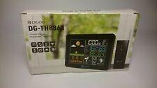 Digoo DG-TH8868 Wireless Weather Station Indoor Outdoor Full-Color Screen Clock