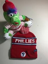 PHILADELPHIA PHILLIES 2017 OPENING DAY KNIT HAT CAP WITH FREE PHANATIC FREE SHIP