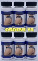 6 Breast Enhancer 360 Capsules Bust Up Lift Firm Female Enhancement Enhancer