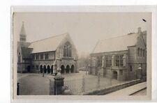 (Sa625-100) Uppingsham School ,c1920 ,used ,VG