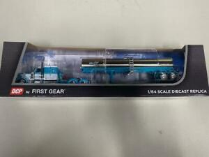 DCP 60-0454 Mies & Sons Peterbilt 389 Tanker 1:64 Die-cast Promotions First Gear