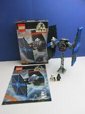 BOXED lego 7146 complete STAR WARS TIE FIGHTER VINTAGE set PILOT MINIFIGURE