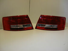 Audi A6 / S6 4F 6C Saloon LED Rear lilghts Original (Fits: Audi A6 / S6)