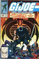GI Joe A Real American Hero #95 Snake Eyes Trilogy Part 2 Marvel Comics 1989
