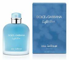 MEN DOLCE & GABBANA LIGHT BLUE EAU INTENSE 6.7 FL.OZ(200 ML) EDP SPRY