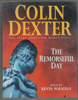 The Remorseful Day Colin Dexter 2 Cassette Audio Book Abridged Inspector Morse