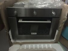 ILVE 60cm COMPACT STAINLESS STEEL ELECTRIC OVEN, STILL IN BOX! Free postage