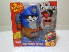 Mr. Potato Head Transformers Optimash Prime (Optimus Prime) *New/Sealed*