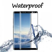 Samsung Galaxy Note 9 [ Full Covered] 3-PACK  Tempered Glass screen protector.