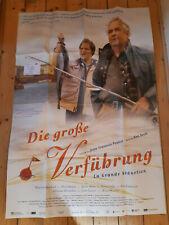 Film Poster Die grosse Verführung (DinA0 / gefaltet) KOOLFILM
