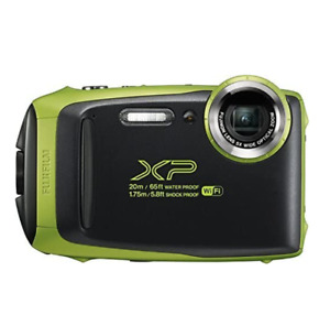 Fujifilm FinePix XP130 16.4MP Full HD Digital Camera Waterproof Wifi Bluetooh SD