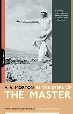 In The Steps Of The Master, Good Condition Book, Morton, H.V., ISBN 978030681081
