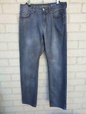 Billabong Denim Jeans Size 32 Straight Grey Mens