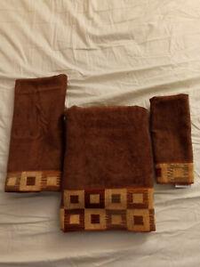 Avanti Precision Bath Towel Collection in Mocha