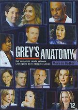 Grey's Anatomy : Seizoen 6 (6 DVD)
