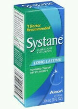 Systane Lubricant Eye Drops 30 ml dryness dry itchy