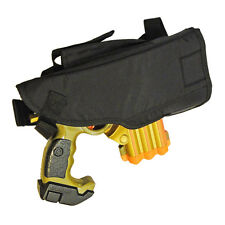Adjustable/Customizable Nerf Blaster RIGHT-SIDE Holster (Black)