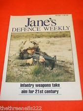 JANES DEFENCE WEEKLY - INFANTRY WEAPONS - MAY 27 1995 VOL 23 # 21