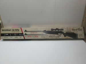 New Beeman Black Cub Dual Caliber Break Barrel Air Rifle (.177 / .22) 4 x 32