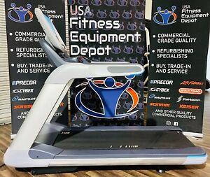 Precor TRM 885 V2 Treadmill w/P80 Console *Refurbished* FREE SHIPPING