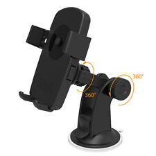 Easy One Touch Universal Car Mount/Holder For LG X Cam X Screen X Power Phones