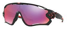 Oakley Jawbreaker OO9290 Sunglasses - Matte Black / Prizm Road