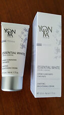 YONKA ESSENTIAL WHITE CRÈME LUMIERE BRIGHTENING CREAM 50ml 1.73oz dark spots NEW