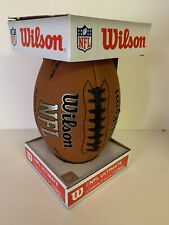 Wilson Football Wtf1845 Nfl Ultimate Composite Official Size Football—-Nib