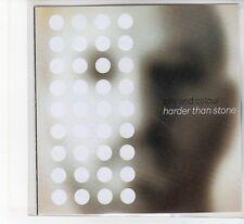 (FB334)  City And Colour, Harder Than Stone - 2014 DJ CD