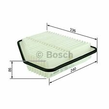 BOSCH Air Filter F026400176 - Single