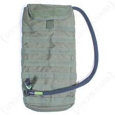 MICROBAN MOLLE 3L WATER PACK - OLIVE - Hiking Walking Utility Bag