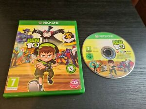 Ben 10 (Xbox One) Free P+P. FAST DISPATCH.