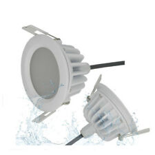 5w LED Recessed Ceiling Light Waterproof Downlight Pure White Lamp Fixture