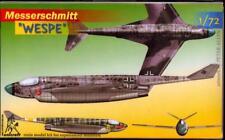 Unicraft Models 1/72 MESSERSCHMITT WESPE German WWII Fighter Project