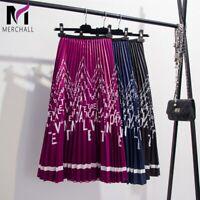 Womens high waist Long V Skirt Lady pencil Designer Runway Inspired Vintage 2019