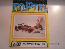 **f MPM magazine n°87 Ferrari 312 T / Cuirassier Français 7e Régiment