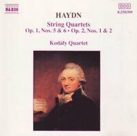 Haydn - String quartets Op.1 Nos 5 & 6 (Kodaly Quartet) CD