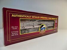 MTH 20-98272 Union Pacific (#908028) Operating Bay Dumper Car Model Train