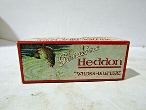 Heddon Wilder-Dilg Lure Empty Box