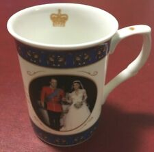 Royal Heritage Coffee Mug Royal Wedding April 29 2011 Bone China Made In England