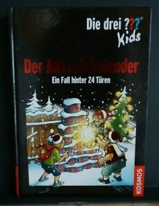 Die drei Fragezeichen ??? Kids Ein Fall hinter 24 Türen Adventskalender - TOP !!