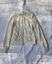 Lululemon Polar cream Uba hoodie special edition size 4 missing insert