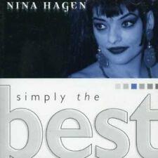 Nina Hagen [CD] Simply the best