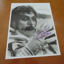 VINCENT PRICE MOVIE STAR AUTOGRAPH: FAMOUS MONSTERS HORROR SIGNED: DR. PHIBES