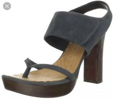 CHIE MIHARA SHOES Catana 41 Leather Sandal Heels