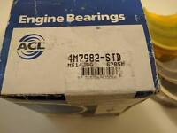 ACL MAIN BEARINGS 4M7982-STD F / 2F PETROL FITS TOYOTA LANDCRUISER DYNA COASTER