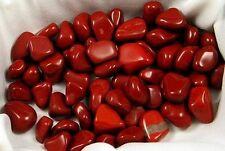 Red Jasper polished Stone Tumbles -- (100 gms) ---Stone of Endurance